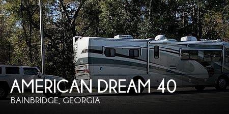 2002 American Coach American Dream 40