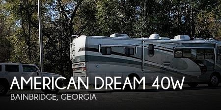 2002 American Coach American Dream 40W