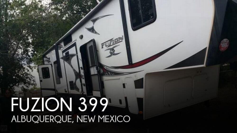 2012 Keystone Fuzion 399