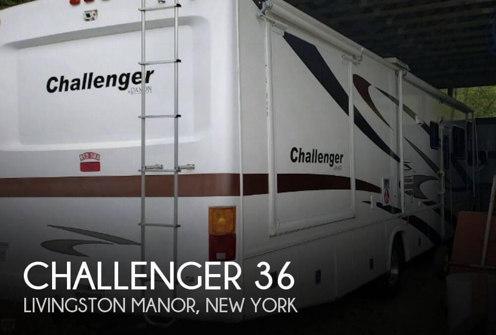 2007 Damon Challenger 353F