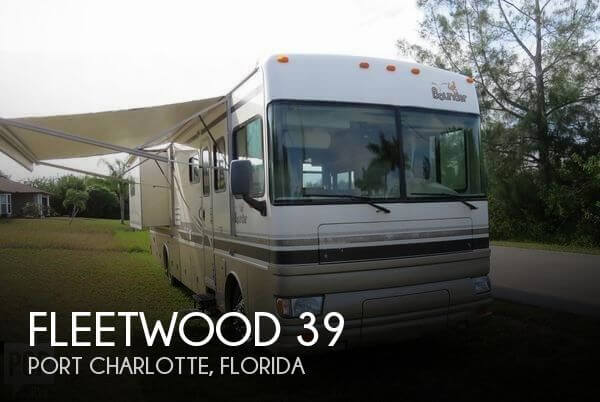 2002 Fleetwood Fleetwood 39
