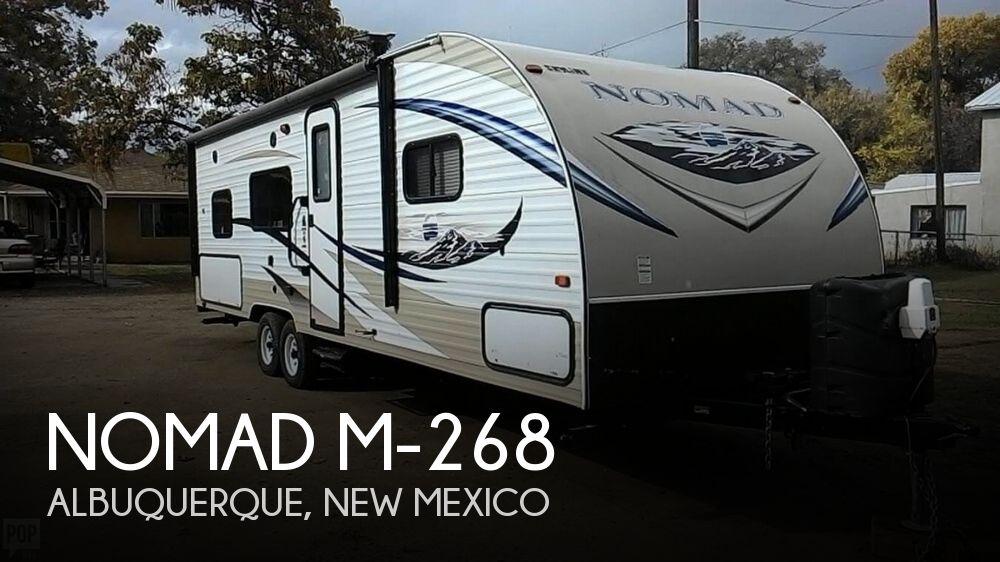 2014 Skyline Nomad M-268