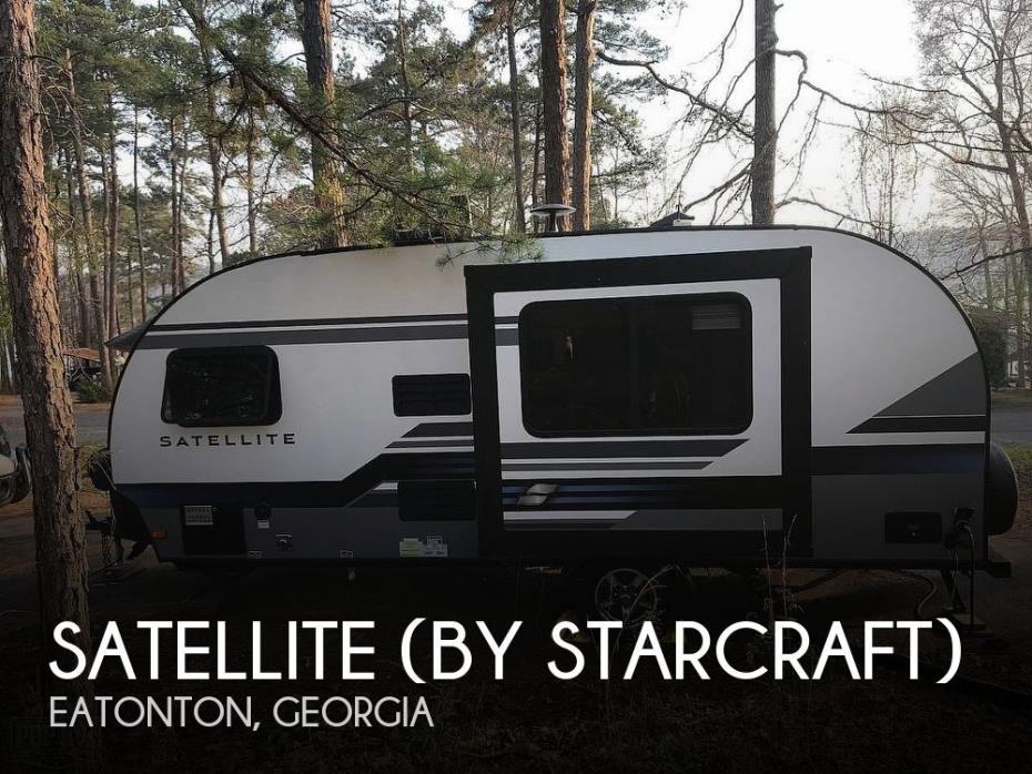 2019 Satellite (By Starcraft) 18mk