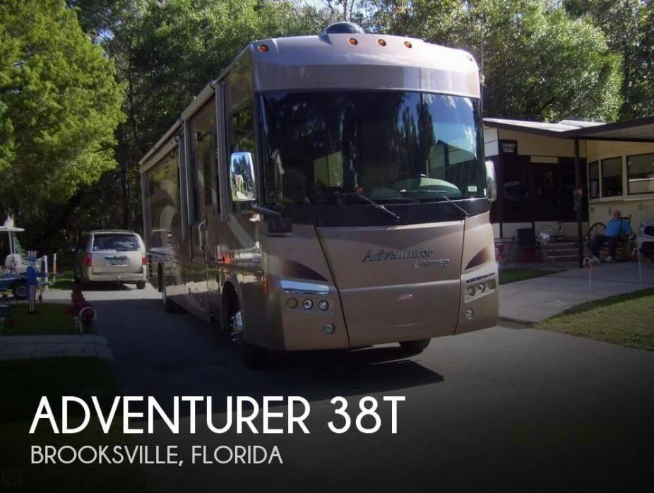 2008 Winnebago Adventurer 38T