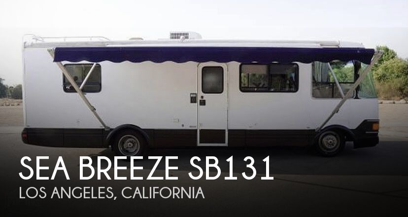 1996 National RV Sea Breeze SB131