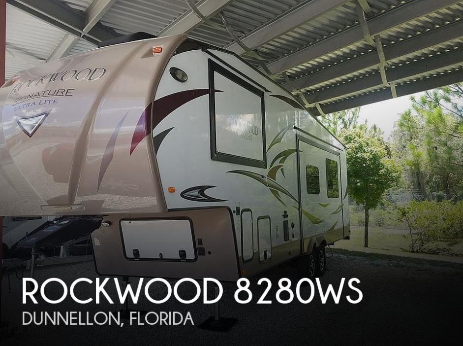 2017 Forest River Rockwood 8280WS
