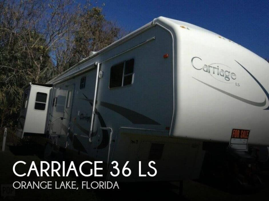 2002 Royals International Carriage 36 LS