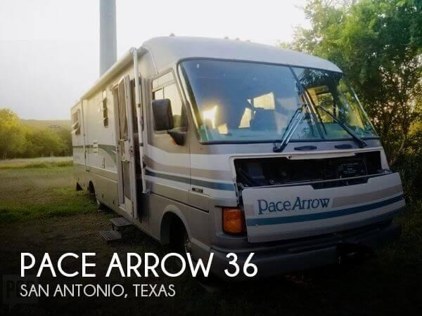 1995 Fleetwood Pace Arrow 36 M-W