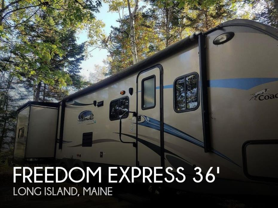 2014 Coachmen Freedom Express 312BHDS