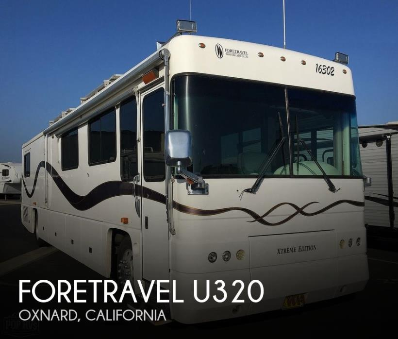 1999 Foretravel Motorcoach Foretravel U320