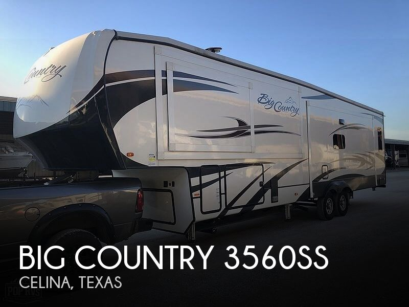 2019 Heartland Big Country 3560SS