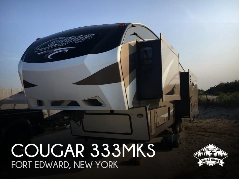 2014 Keystone Cougar 333MKS