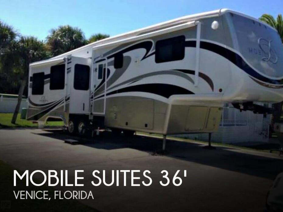 2011 DRV Mobile Suites 36 RS3