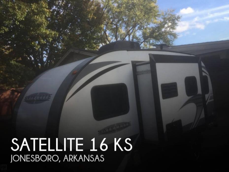 2017 Komfort Satellite 16 KS