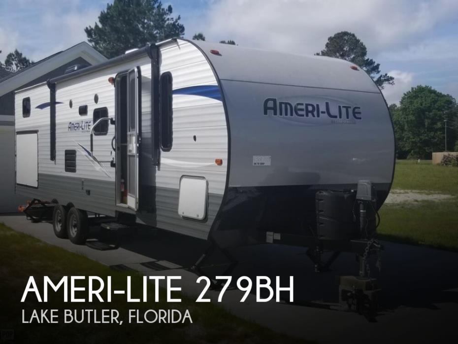 2019 Gulf Stream Ameri-Lite 279BH