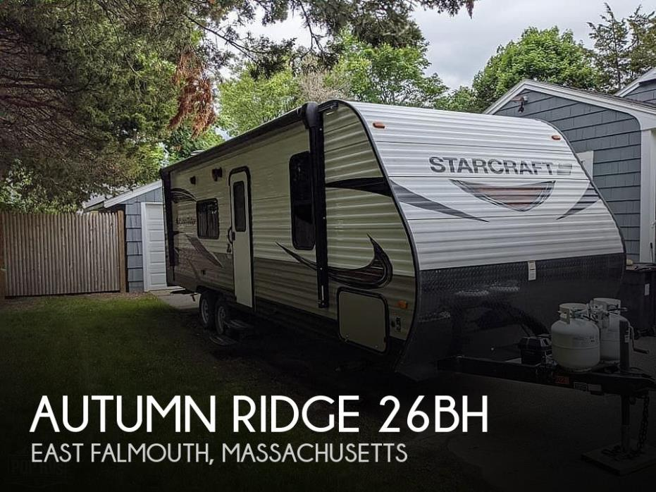 2018 Starcraft Autumn Ridge 26BH