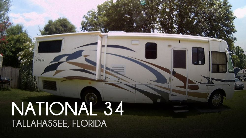 2005 National RV Dolphin 5342