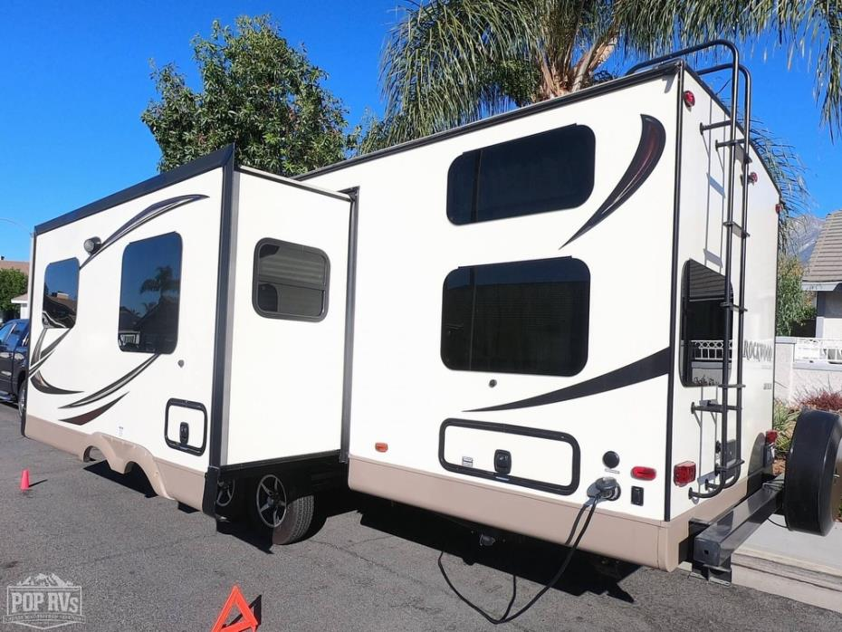 2016 Forest River Rockwood 2702 WS Ultra lite