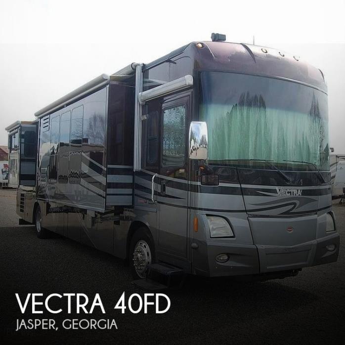 2008 Winnebago Vectra 40FD