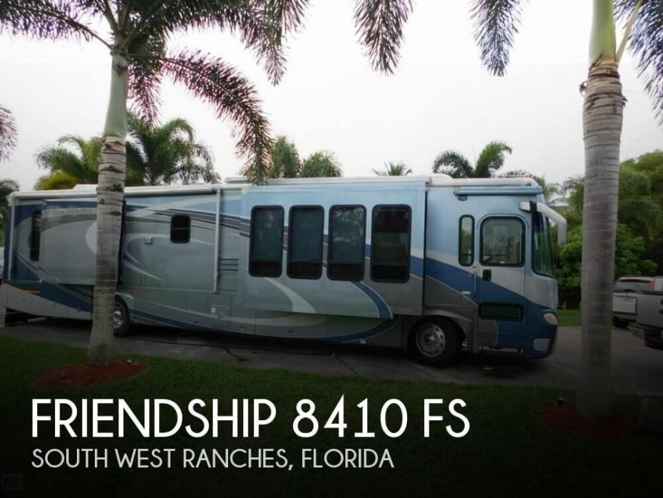 2004 Gulf Stream Friendship 8410 FS