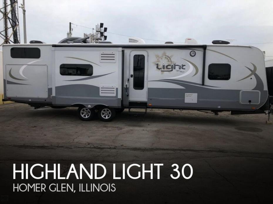 2017 Highland OPEN RANGE LT 308 BHS