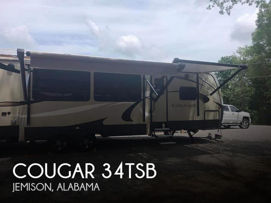 2018 Keystone Cougar 34TSB