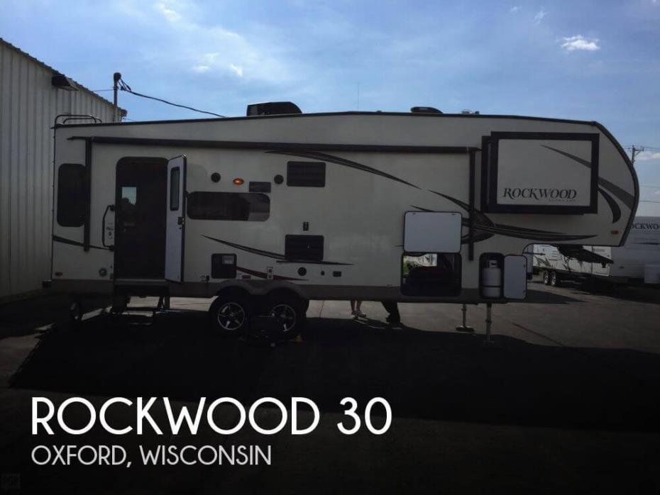 2016 Forest River Rockwood UltraLite-2720WS
