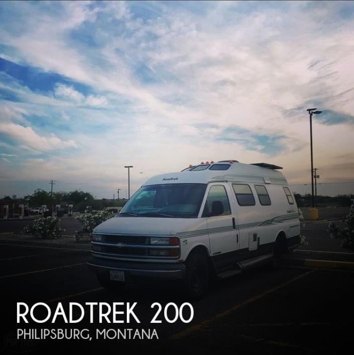1997 Roadtrek Roadtrek 200