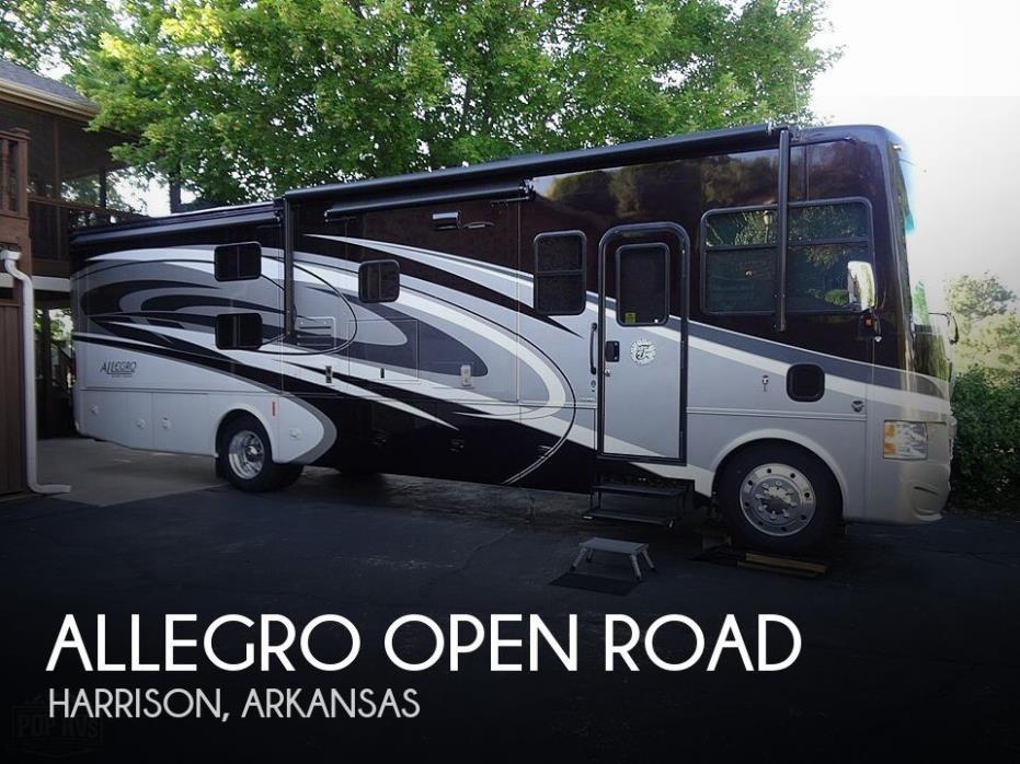 2016 Tiffin Allegro Open Road 35QBA