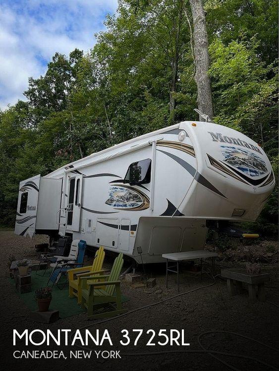 2013 Keystone Montana 3725RL