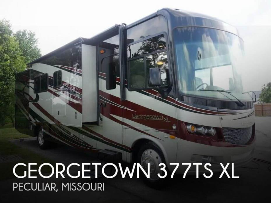 2013 Forest River Georgetown 377TS XL