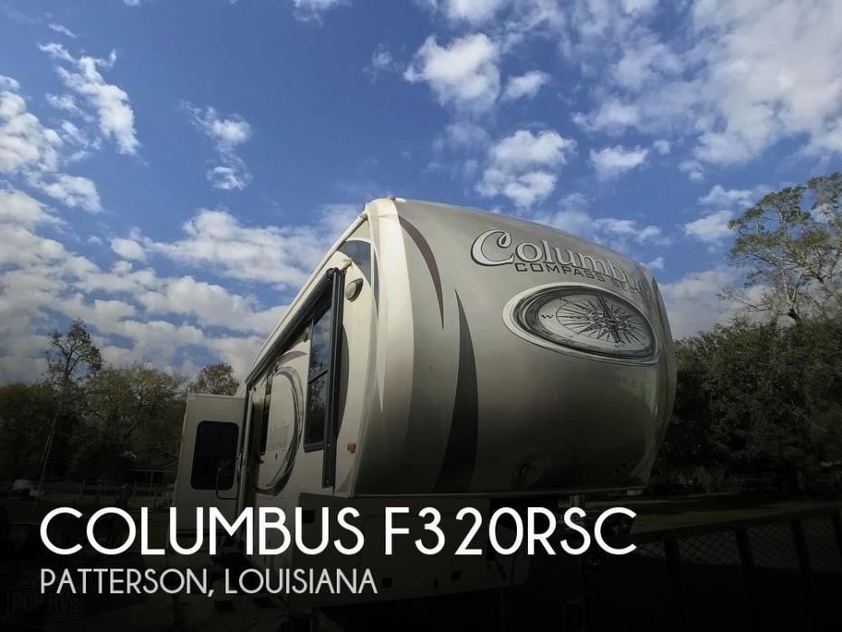 2016 Palomino Columbus F320RSC