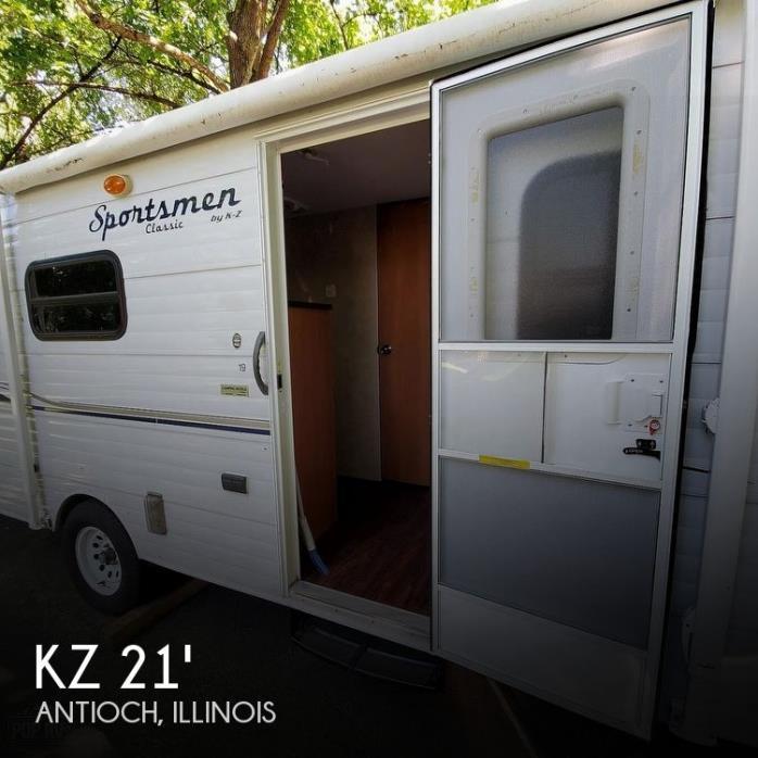 2010 KZ 19SB
