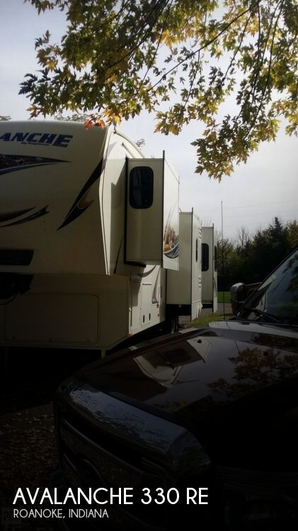 2012 Keystone Avalanche 330 RE