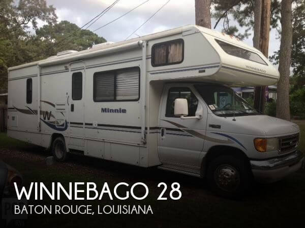 2004 Winnebago Winnebago Minnie 29B