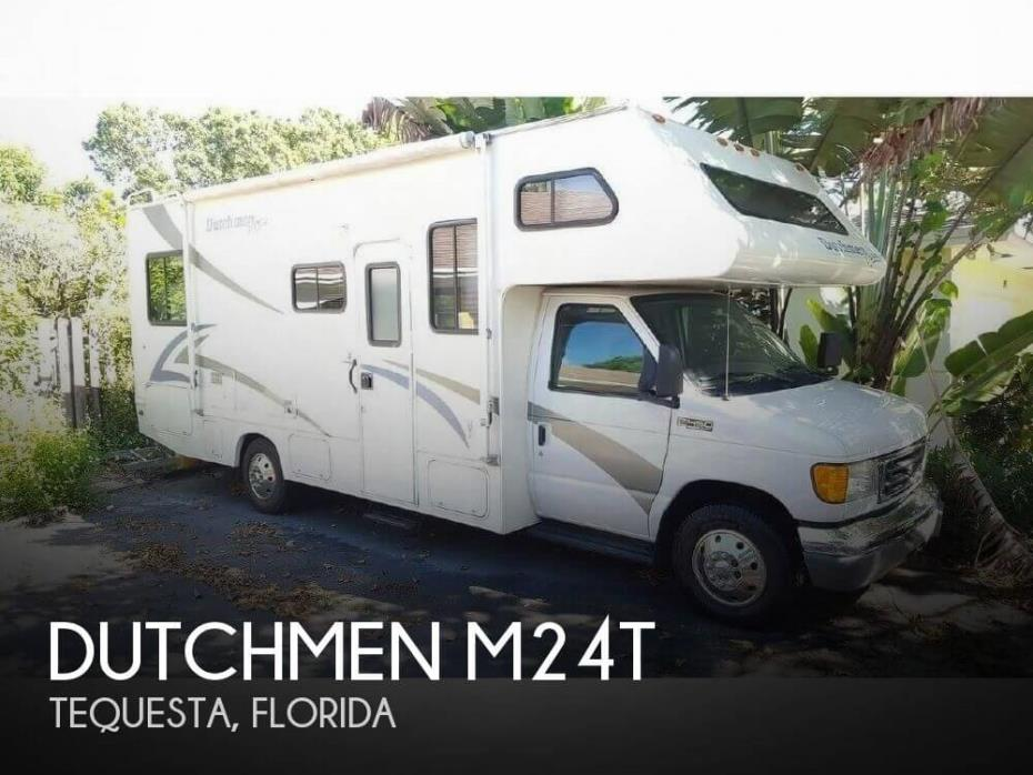 2005 Four Winds Dutchmen M24T