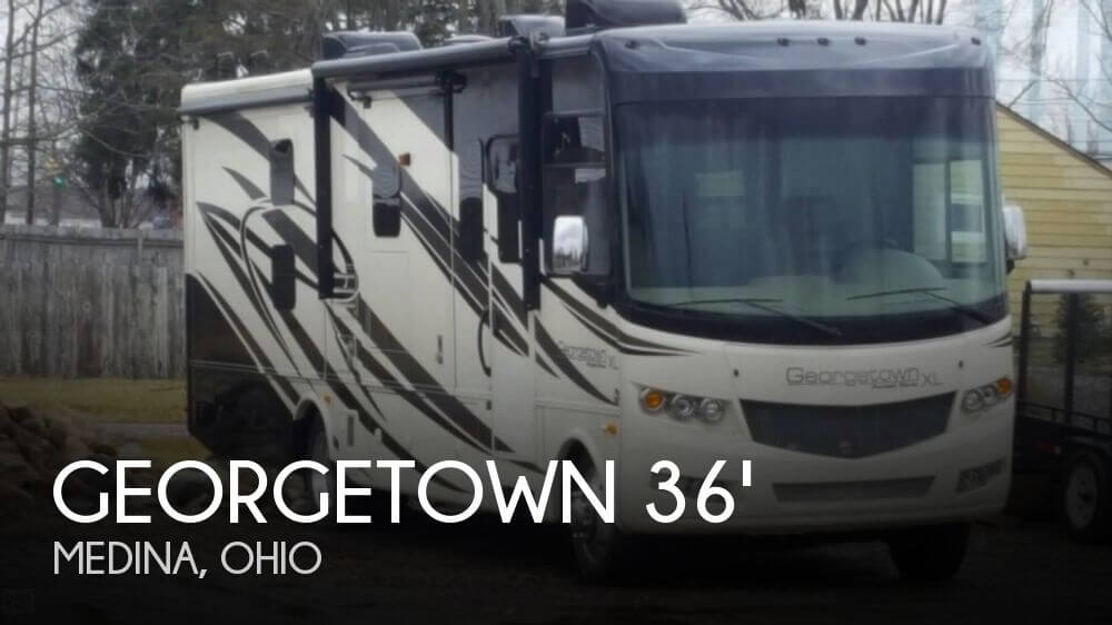 2015 Forest River Georgetown XL 352 QS
