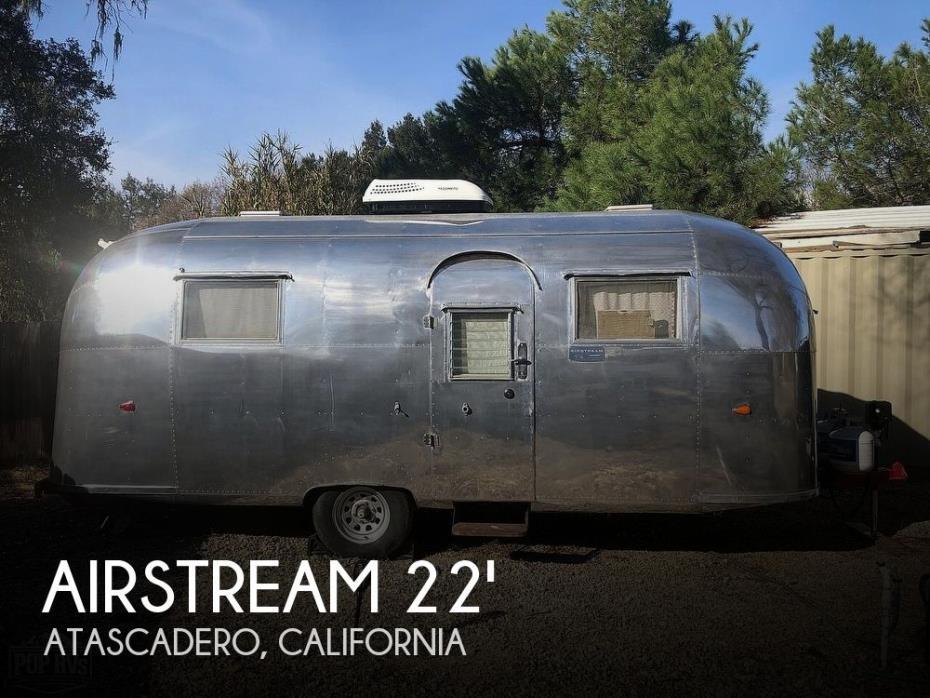 1960 Airstream Airstream 22 Spaceliner