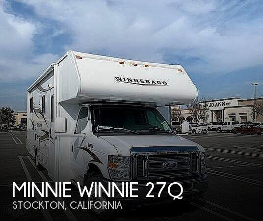 2015 Winnebago Minnie Winnie 27Q
