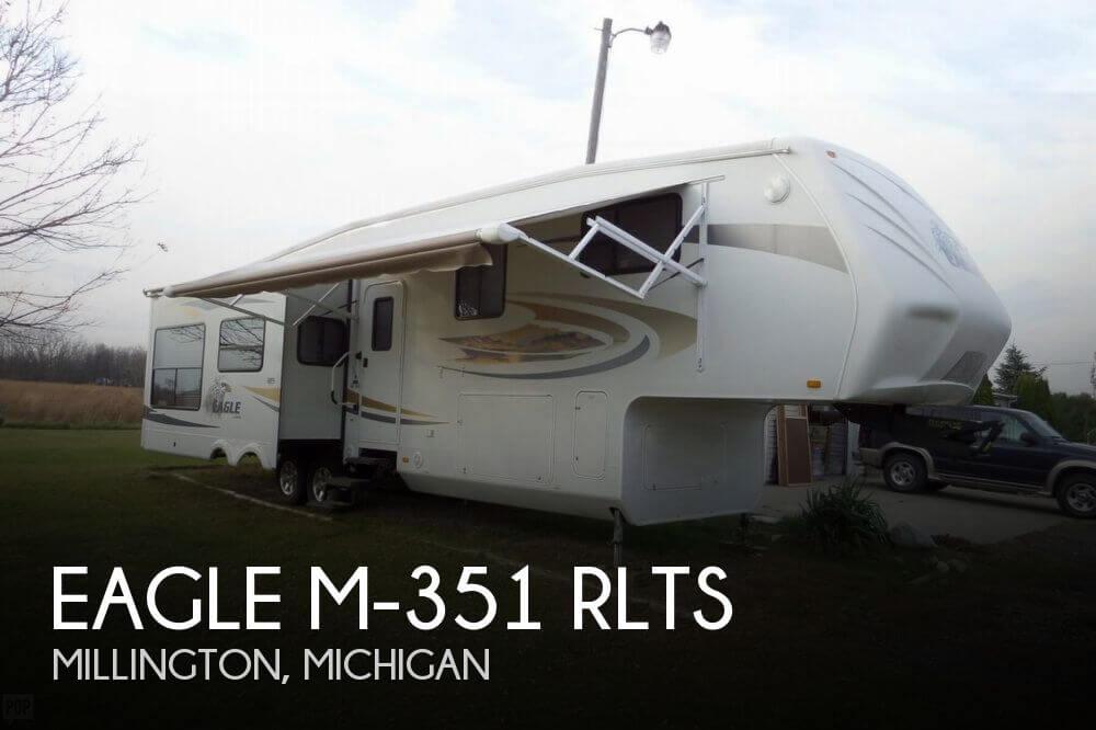 2010 Jayco Eagle M-351 RLTS