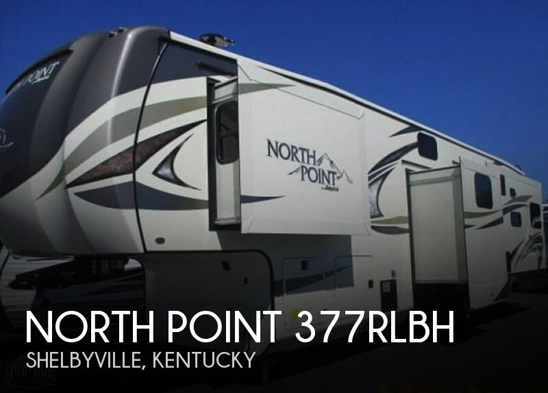 2020 Jayco North Point 377RLBH