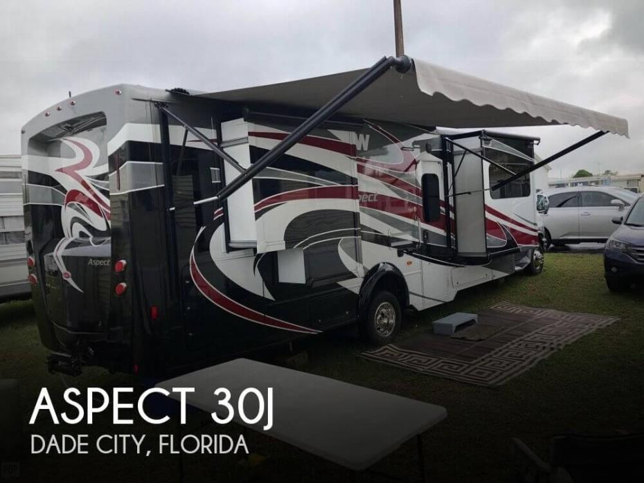 2014 Winnebago Aspect 30J