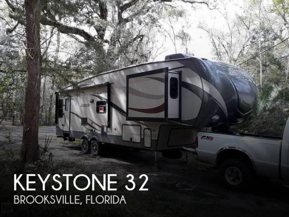 2015 Keystone Sprinter 269 FWRLS