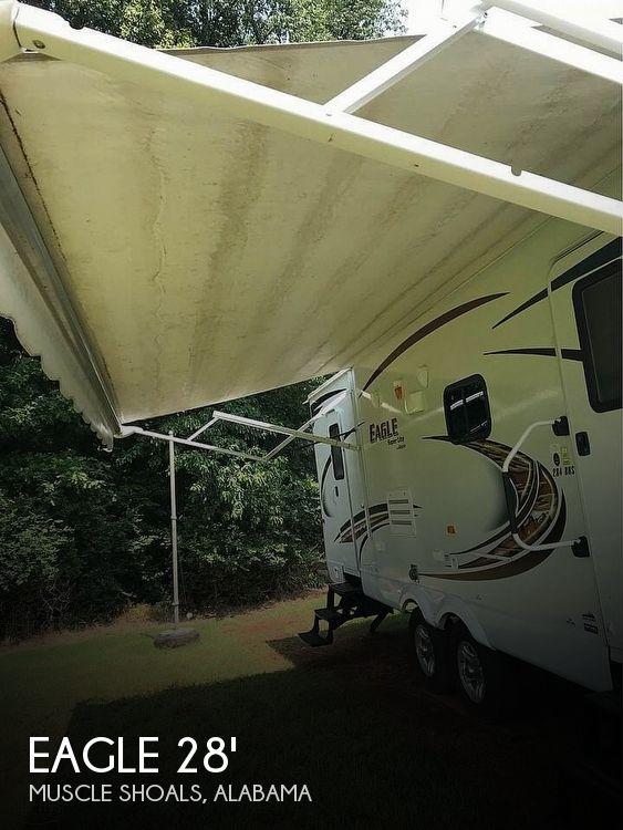 2012 Jayco Eagle Super Lite 284 BHS