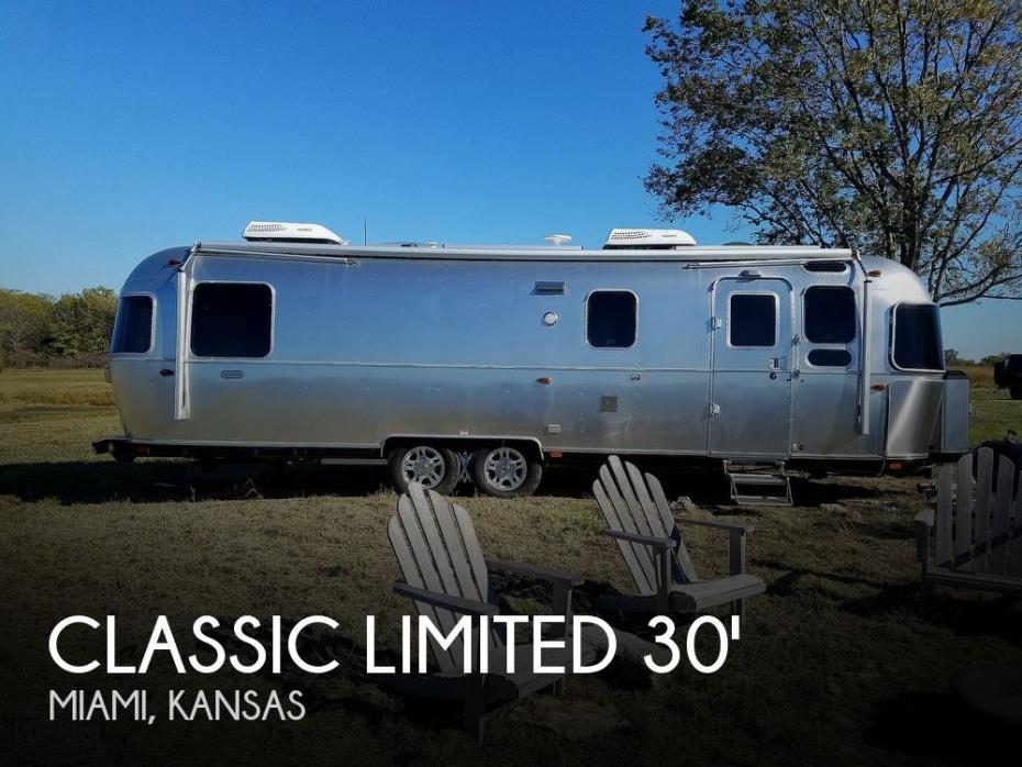 2020 Airstream Classic Limited 30RB