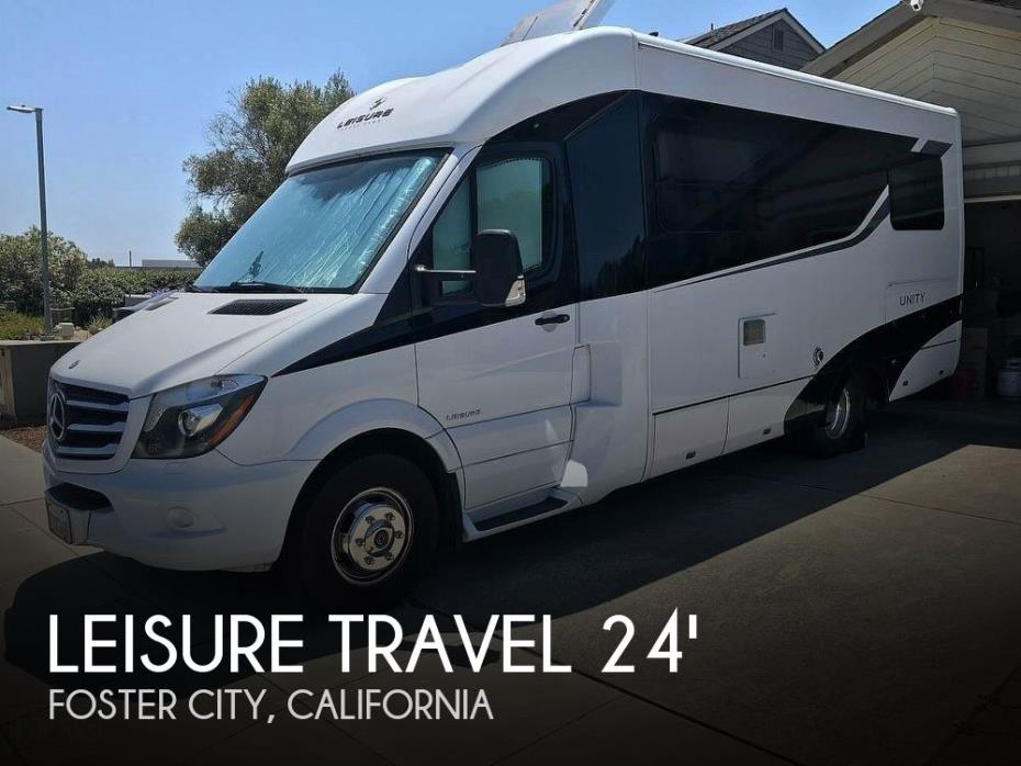 2016 Leisure Travel Leisure Travel U24TB
