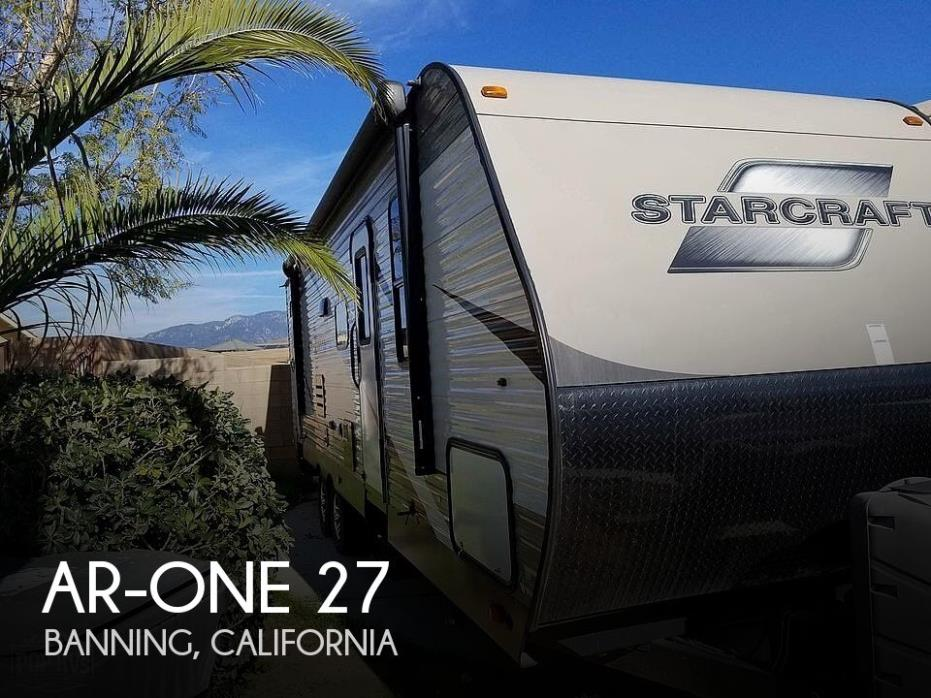 2016 Starcraft AR-ONE 27