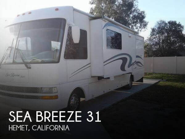 2002 Pacific Coachworks Sea Breeze 31