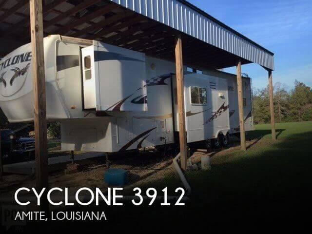 2008 Heartland Cyclone 3912