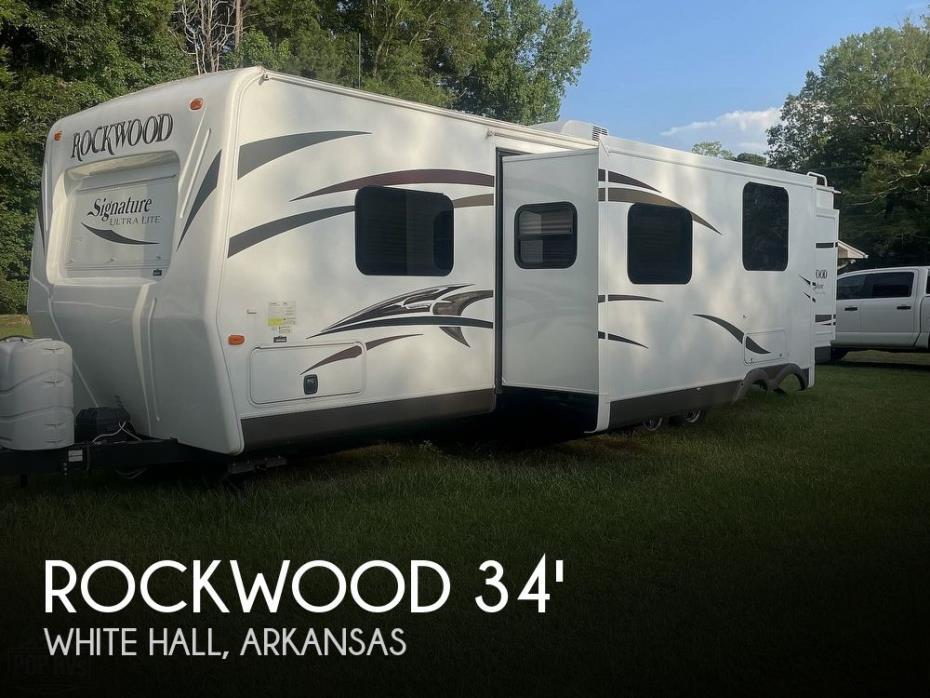 2014 Rockwood Signature Ultra-Lite 8311SS